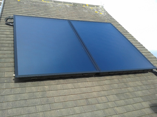 SOLAR HOT WATER – Southgate