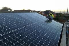 Solar PV-Swansea