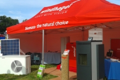 Gower Show Stand